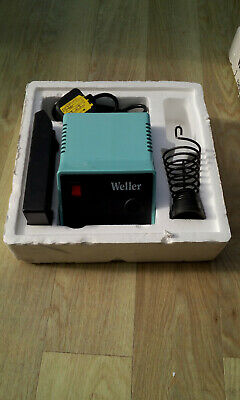 Weller PS3D soldering station transformer + stand (24V TCP iron not included)