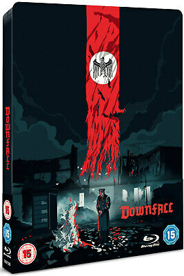 DOWNFALL Blu Ray Steelbook Zavvi