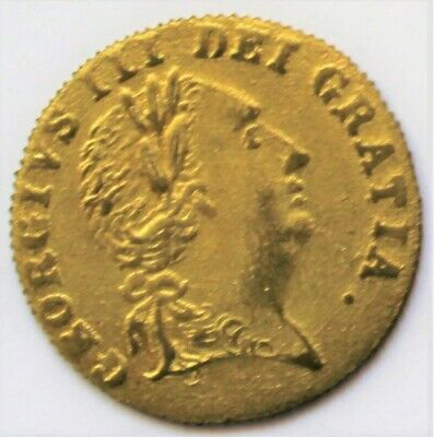 A 1797 (Dated) In Memory Of The Good Old Days Gambling Token -  (F)