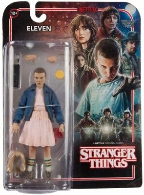 "Eleven (Stranger Things) McFarlane 7"" Action Figure- Once -Stranger things"