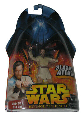 Star Wars Revenge of The Sith Obi-Wan Kenobi Action Figure #01