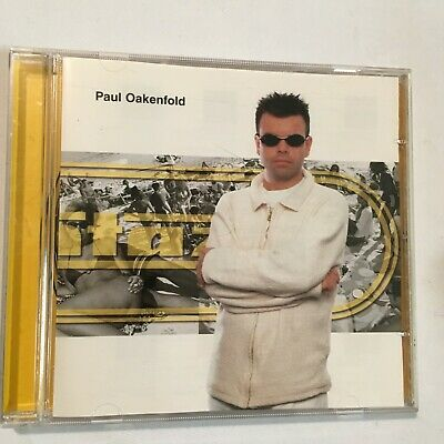 The House Collection Mixed By Paul Oakenfold - Cd - Vgc - Free Post