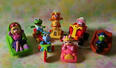 VINTAGE 1986 MUPPET Babies McDonald's Happy Meal toys - Cool
