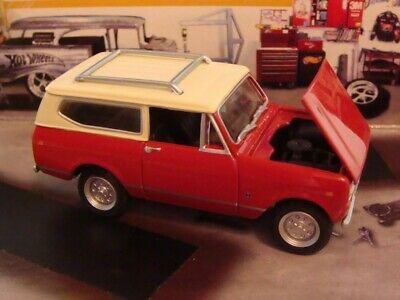 1961– 1980 International Harvester Scout 4x4 SUV 1/64 Scale Limited Edition U
