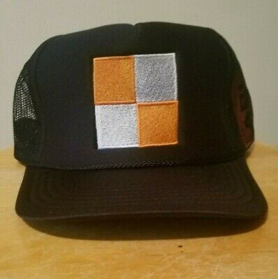 31715339 OFF-WHITE Virgil Abloh X MCA Hat Extremely LIMITED RARE CHURCH AND STATE  POP UP