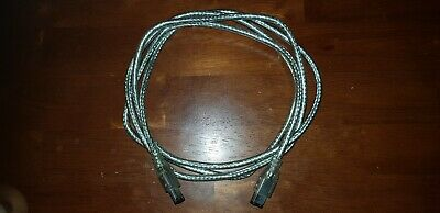 FW 400 2M Premium Shielded Cable. Silver. Excellent Condition