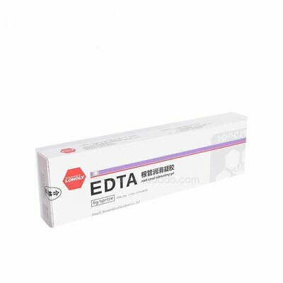 1Set Dental Endo Prep EDTA Root Canal Lubricating Gel For Endodontic Rotary File