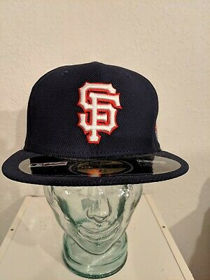 big sale eee20 4996d Nwt New Era 2014 San Francisco Giants All Star Game Fitted Hat 7 1 4