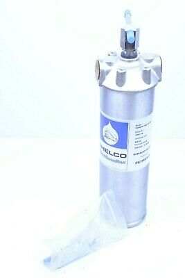 Shelco Filters Single Filter Housing MicroGuardian FOSBN-786-TH-BR New