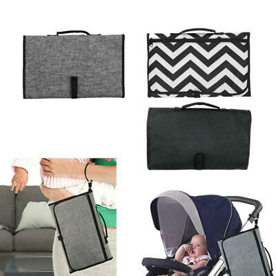 Baby Multifunction Diaper Mat Baby Care Waterproof Changing Pad Travel