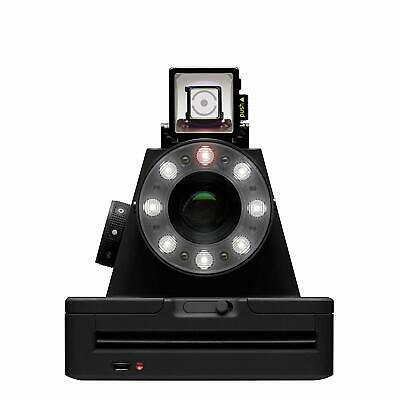 Polaroid Impossible Instant Camera Project I-1 Analog with Bluetooth - Black