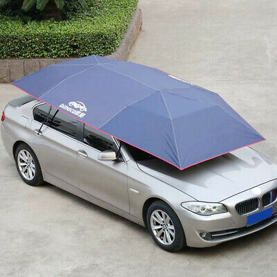 Car Top Cover   L 4500 x 2300 MM Waterproof Resistant Half Frost Protection UV