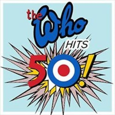 Who Hits 50! by The Who 2CD