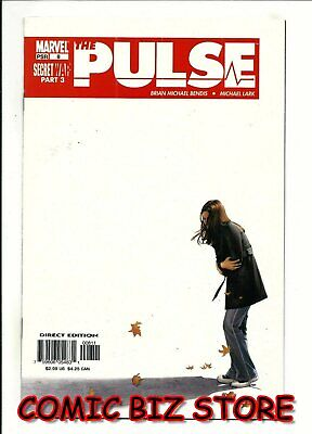 THE PULSE #10 2005 1ST PRINT BAGGED AND BOARDED MARVEL COMIC