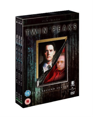 Kyle MacLachlan, Lara Flynn...-Twin Peaks: The Second Season DVD NUOVO