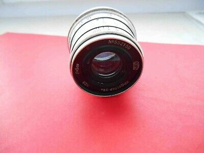 RUSSIA  Russian lens INDUSTAR-26M 2.8/50  M39 FED  ZORKY Leica type