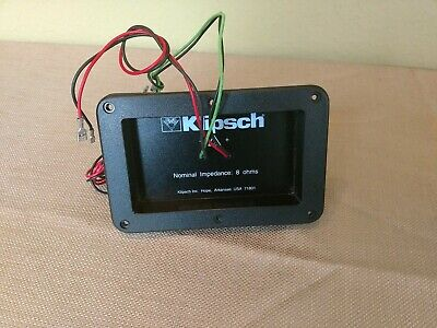 Klipsch RP-3  Two Way Crossover / P/N 116434 / 2 Available