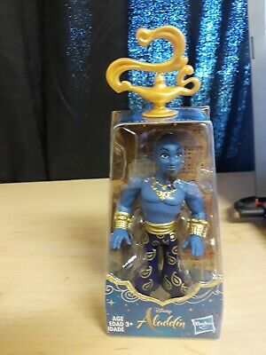 NEW Disney Aladdin Live Action Movie 4.5 inch Figure GENIE 2019 WILL SMITH