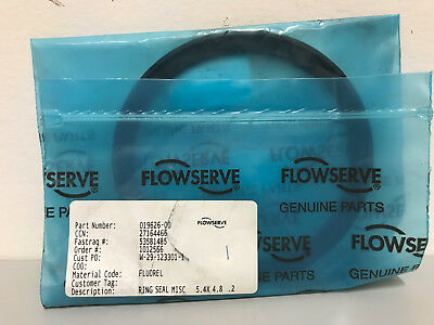 New Flowserve 019626-00 Seal Ring
