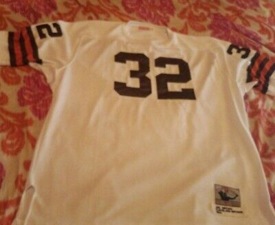 d0a639fa RARE VINTAGE MITCHELL & Ness 1964 Cleveland Browns Jim Brown Jersey ...