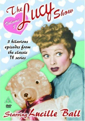 Lucille Ball-Lucy Show, The - Volume 8 DVD NUEVO