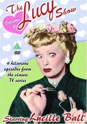 Lucille Ball-Lucy Show, The - Volume 6 DVD NUEVO