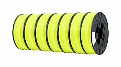 Ice Filaments Ice 7valp035ABS Filamento, 2,85mm, 0,75kg, Fluo Young Yello