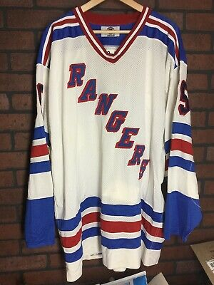 473ce23a9b1 Older Size 52 Mike Richter New York Rangers Starter authentic Hockey jersey