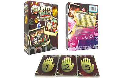 Gravity Falls: The Complete Series (DVD 2018 7-Disc Box Set) Collector's Edition