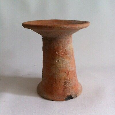 Bronze Age Northeast Thai Incised Pedestal Bowl