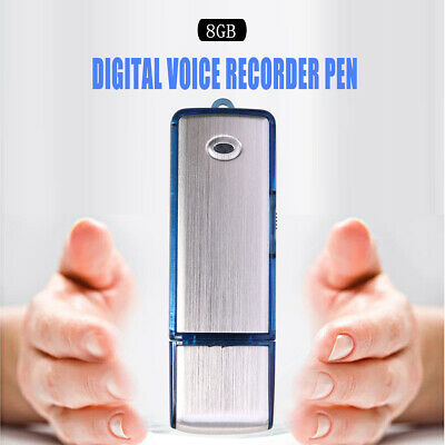 Mini USB Digital Sound Voice Recorder Audio Record Pen Dictaphone Memory Stick