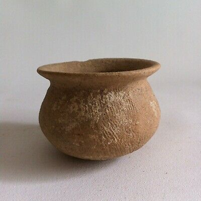 Bronze Age Northeast Thai Cord-impressed Pot
