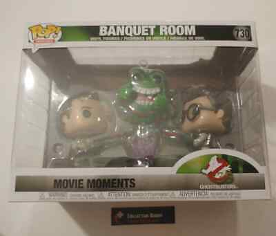 Funko Pop! Moments 730 Ghostbusters Banquet Room Pop Ghost Busters Movies