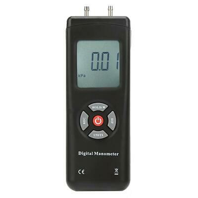 TL100 Handheld Digital Differential Pressure Gauge