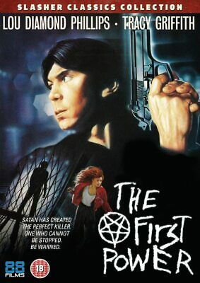 The First Power (DVD) Lou Diamond Phillips, Tracey Griffith, Jeff Kober
