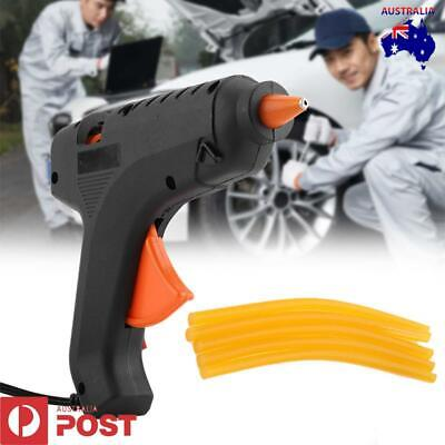 40W Hot Melt Glue Gun Car Dent Repair Removal Tool  With 5 Glue Sticks New
