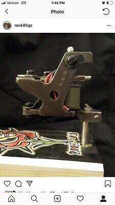 Handmade Liner Tattoo Machine Not Workhorse Irons