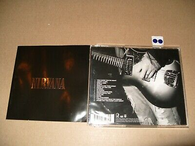 Nirvana -Nirvana (2002) cd is Mint / Booklet is very good.