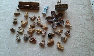 wade whimsies joblot