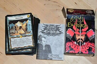 Legend of the Five Rings - Soul of the Empire - Starter Deck 60 cards CCG TCG