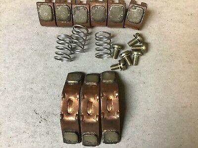 General Electric GE 153677G2 Size 3 Contact Kit
