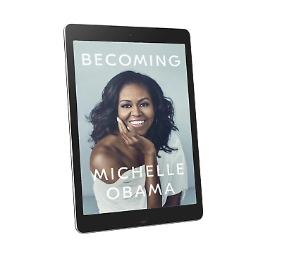 Becoming by Michelle Obama Digital Book PDF EPUB