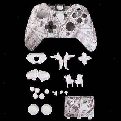 US Dollar Full Housing Shell Case Replacement for Xbox One Controller