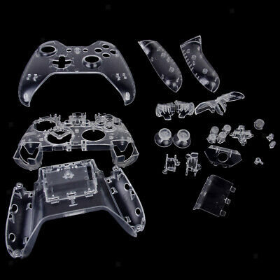 Full Housing Shell Case Kit Replacement Fits for Xbox One Controller