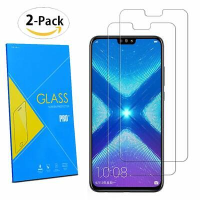 Premium Gorilla Tempered Glass Film Screen Protector For Huawei Honor 8X 2018