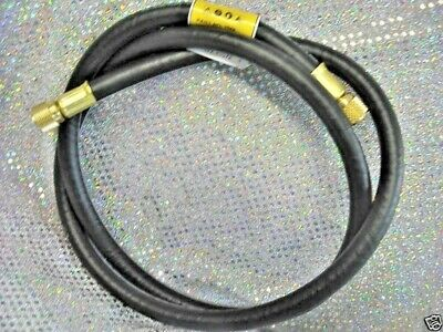 "Vacuum-Charging Hose Premium 3/8"" Part# HV6,  6' Long, Refrigeration Hose Long"