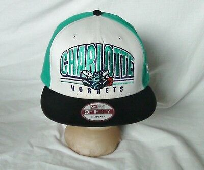 the latest 7989b ed269 Charlotte Hornets Nba New Era 9Fifty Snapback Hat