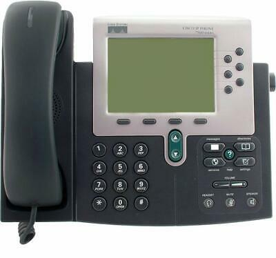 CISCO 1 LINE IP Phone with Display, PoE and PC Port SPA502G - EUR 21