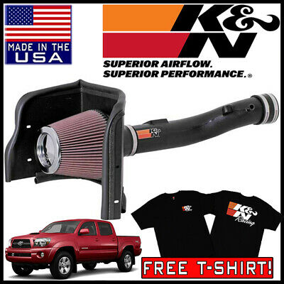 Engine Cold Air Intake Performance Kit-Air Intake Kit fits 05-11 Tacoma 4.0L-V6