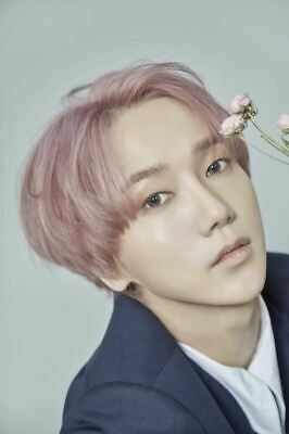 YESUNG SUPER JUNIOR - Pink Magic (3rd Mini) CD+Photobook+Folded Poster+Tracking